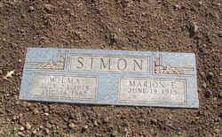 Marion Edward Simon