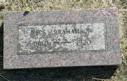Nels Abrahamson