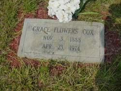 Grace <i>Flowers</i> Cox