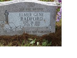 Elmer Gene Radford