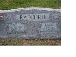 Earl Radford