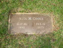 Alta <i>Knight</i> Cooke