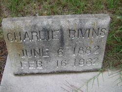 Charlie Bivins