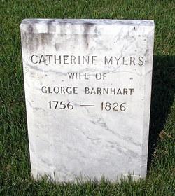 Catherine <i>Myers</i> Barnhart