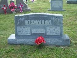 Pearl Mae <i>Lockhart</i> Broyles