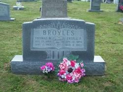 Ersell Prue <i>Kershner</i> Broyles