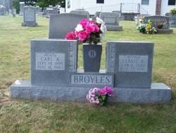 Vernie Velma <i>Kershner</i> Broyles