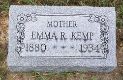 Emma� Maria Sophia <i>Pardieck</i> Kemp