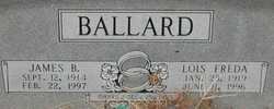 James Brakenridge Ballard