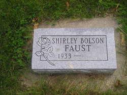 Shirley J. <i>Bolson</i> Faust
