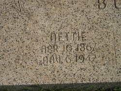 Nettie Bolson