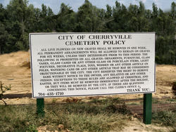 Cherryville City Memorial Cemetery