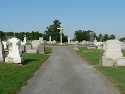 Saint Anthonys Roman Catholic Cemetery