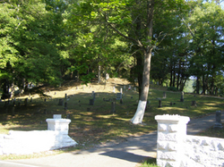 Pocahontas Cemetery
