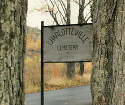 Charlotteville Cemetery