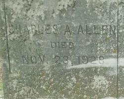 Charles A Allen