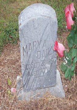 Mary A Daily