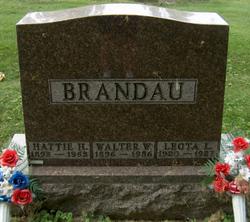 Hattie H Brandau
