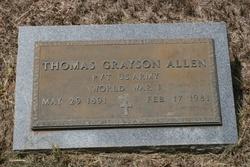 Thomas Grayson Allen