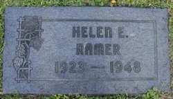Helen E. Ramer