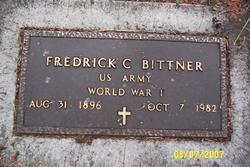Frederick C Bittner