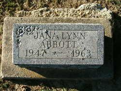 Jana Lynn Abbott