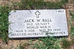 Jack W Ball