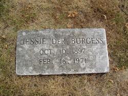Jessie Fern <i>DeRossett</i> Burgess