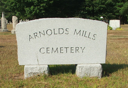 Arnolds Mills Cemetery