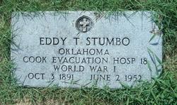 Edward T. Eddy Stumbo