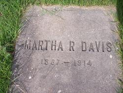 Martha R <i>Bruce</i> Davis