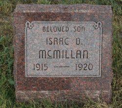 Isaac Oliver McMillan