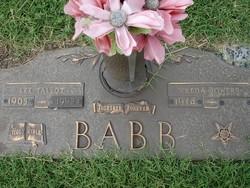 Lee Talbot Babb