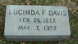 Lucinda Elizabeth <i>Fariss</i> Davis