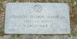 Charles Seldon Davis