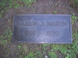 Marion J Martin