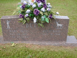 Violet Ruth <i>Bird</i> Betts