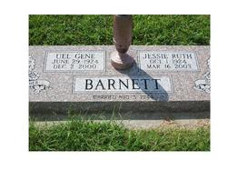 Jessie Ruth <i>Stucks</i> Barnett