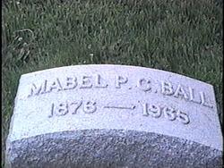 Mabel P. C. Ball
