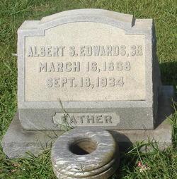 Albert Sidney Edwards, Sr