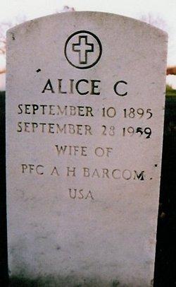 Alice Catrina <i>Essen</i> Barcom