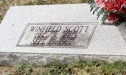 Winfield Scott Scott McFadden