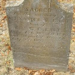 Alexander J. East