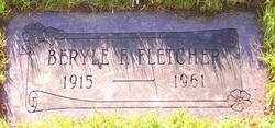 Beryle Francis Fletcher