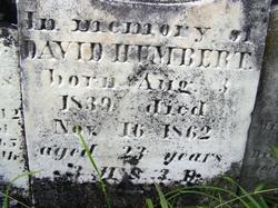David Humbert