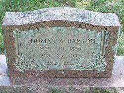 Thomas Augustus Barron
