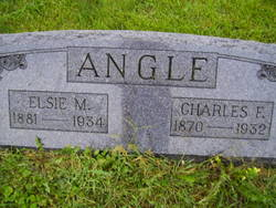 Elsie M. Angle