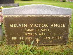 Melvin Victor Angle