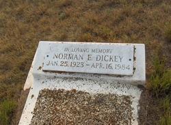 Norman E. Dickey