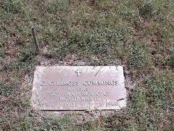 Cecil Ross Cummings